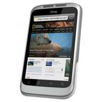 HTC Wildfire S White EUR