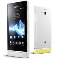 Sony Xperia U Pure White-Yellow EUR